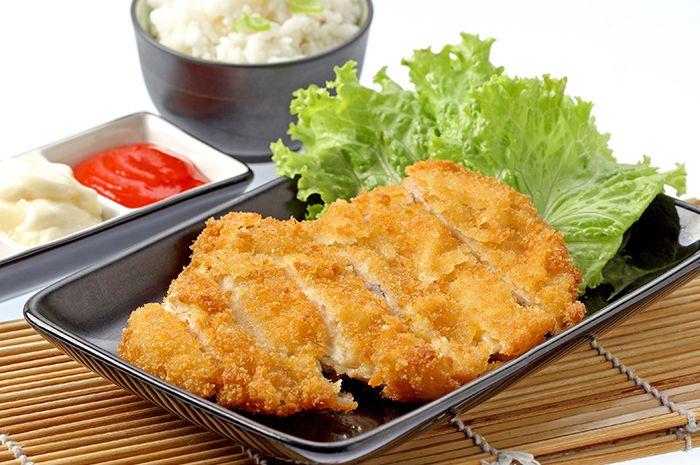 Resep Chicken Katsu Ala Hoka Hoka Bento